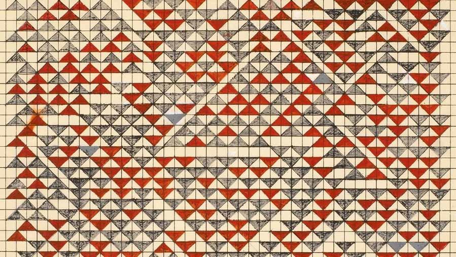 Resultado de imagen para diseñadora de la Bauhaus Anni Albers