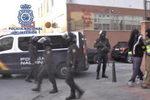 Diez detenidos en una operación contra una célula de financiación de yihadistas