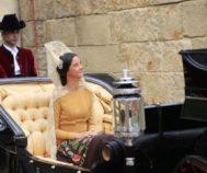 Victoria Federica en su primer acto público
