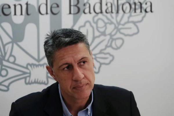 <HIT>Jordi</HIT> <HIT>Soteras</HIT> Catalunya Barcelona 18/06/2019 Rueda de prensa del candidato del PP Xavier Garcia Albiol en el Ayuntamiento de Badalona Foto <HIT>Jordi</HIT> <HIT>Soteras</HIT>