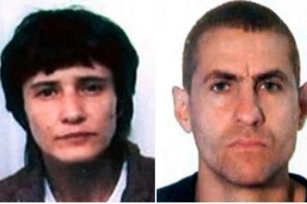 Asunción Losada y Antón García, detenidos por la Guardia Civil.