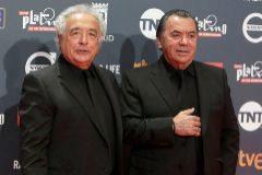Antonio Romero Monge (izquierda) y Rafael Ruiz Perdigones