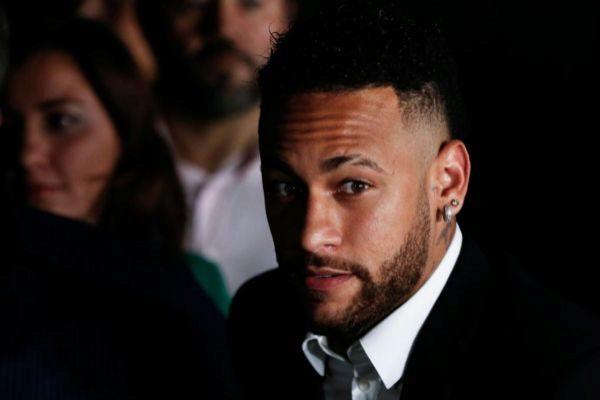 Neymar Jr., futbolista brasileño del PSG.