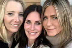 Así ha sido el reencuentro de las actrices de Friends 15 años después de su final