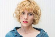 La actriz Maggie Civantos