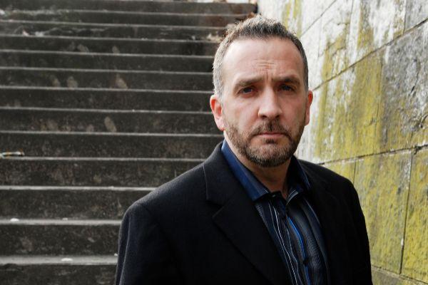 El escritor y guionista George Pelecanos