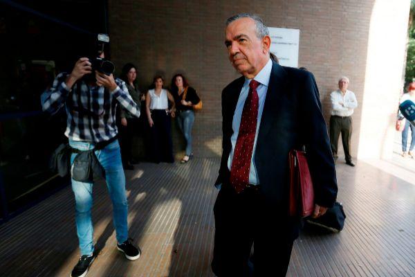 El ex director general de Caja Mediterráneo, Roberto López Abad.