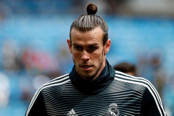 Gareth Bale, en el Bernabéu esta temporada.