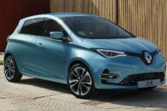 Nuevo Renault Zoe: 390 km de autonomía eléctrica