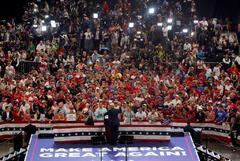 Trump en el 'Woodstock del populismo'