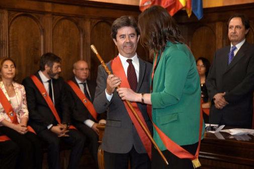 Ciudadanos y Vox no apoyan la moción en el Ayuntamiento de Huesca y decae