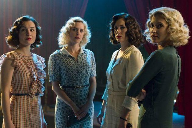 Imagen de Las Chicas del Cable, que volverá con una cuarta temporada...