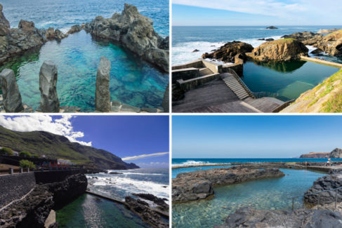 Estas son las mejores piscinas naturales de nuestra costa