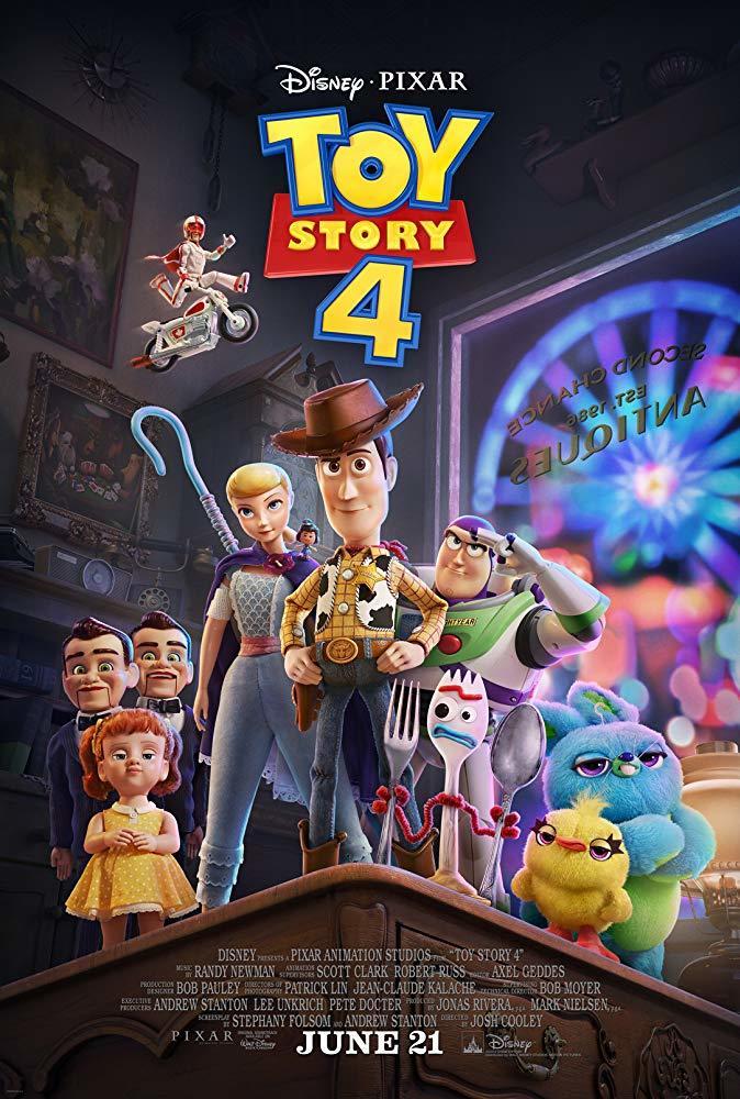 Toy Story 4: refutación y éxtasis de la animación