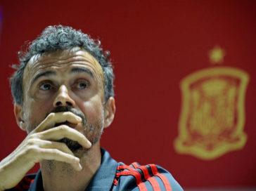 Luis Enrique deja la selección y Robert Moreno ocupa su puesto