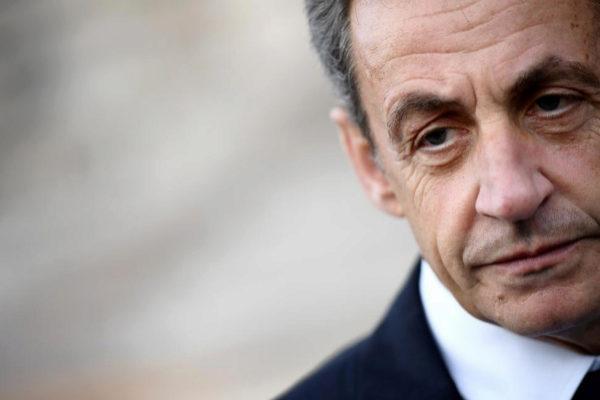 El ex presidente francés Nicolas Sarkozy, en una imagen de archivo de 2017.
