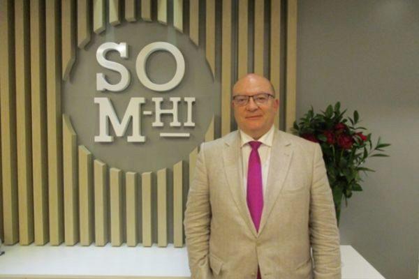 El propietario y director del grupo promotor Som-hi, Manuel Real.