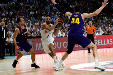 Sigue la final de la ACB en directo: Barcelona - Real Madrid