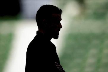 El ya ex seleccionador nacional, Luis Enrique, en Elche.
