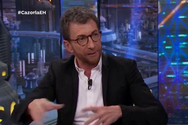 Pablo Motos contó en El Hormiguero de Antena 3, que contó con la...