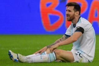 Messi tampoco puede con Paraguay y Argentina roza el abismo