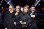 Xavi Garriga, Juan Mena, Helena Bianco e Ignacio Encinas, los cuatro finalistas de la primera edición de La Voz Senior en Antena 3