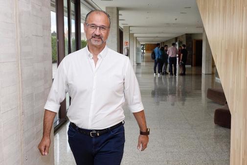 Luis Fuentes, de Ciudadanos, próximo presidente de las Cortes de...