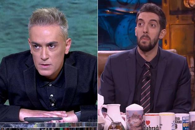 Kiko Hernández arremetió en Sálvame en Telecinco contra La...