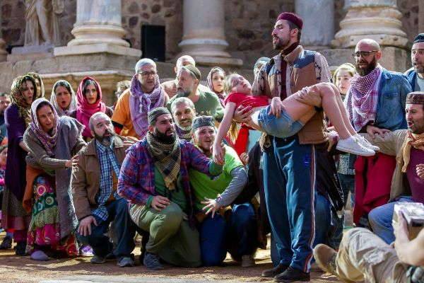 Teatro Romano inclusivo