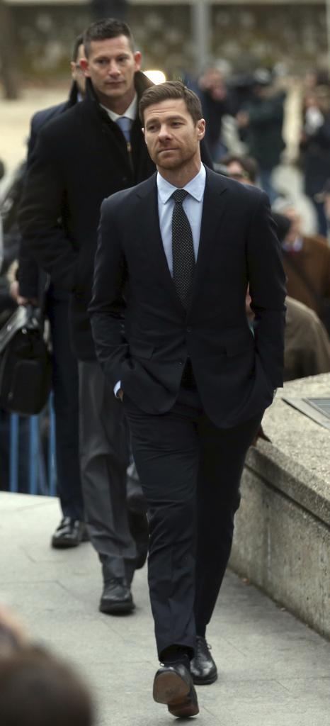 Nueva querella contra Xabi Alonso por defraudar 572.000 euros a Hacienda
