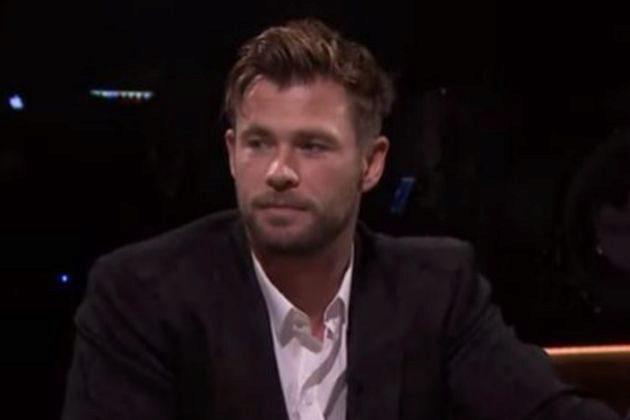Chris Hemsworth recordó su primer trabajo antes de ser actor,...