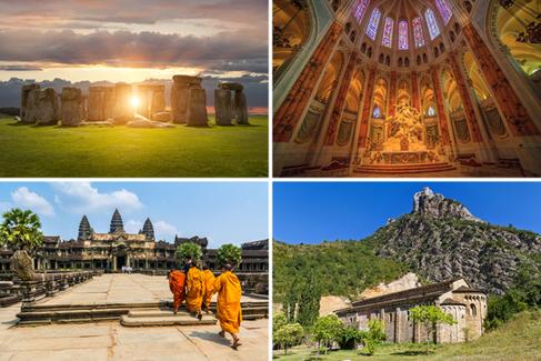 10 destinos esotéricos para recibir el solsticio de verano