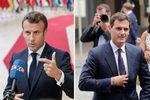 """Macron desmiente a Rivera: """"Ni en público ni en privado"""" ha habido felicitación por los pactos con PP y Vox"""