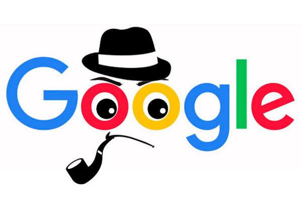 Google sabe más sobre ti que alguien que contrate a un detective privado.