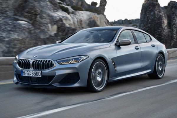 Así es el BMW Serie 8 Gran Coupé: máquina de viajar