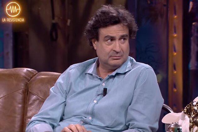 Pepe Rodríguez fue a La Resistencia a promocionar la final de MasterChef 7 y soltó una pulla a Jordi Cruz sobre los becarios