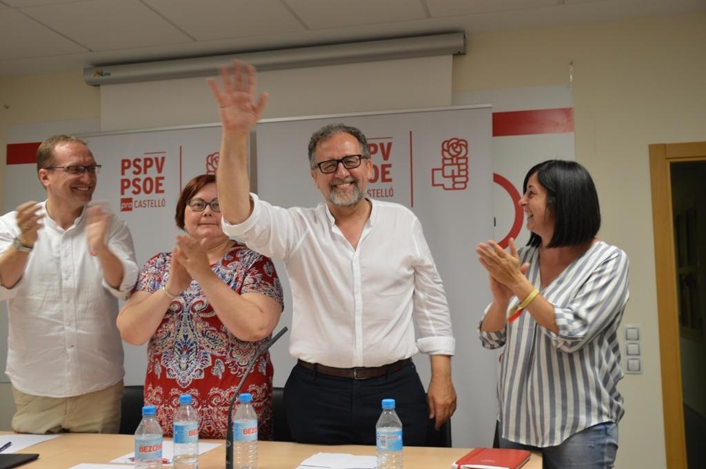 Josep Martí es el futuro presidente de la Diputación.