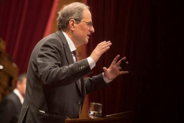 -El presidente de la Generalitat de Cataluña, <HIT>Quim</HIT>...