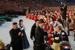"""Xi y Kim refuerzan su alianza  frente a la """"seria"""" situación internacional"""