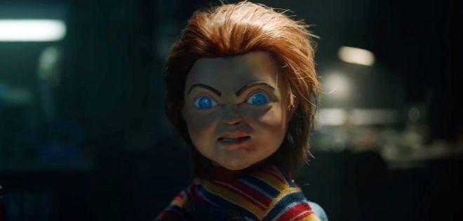 La nueva imagen de Chucky no deja lugar a dudas: sigue haciendo el mal.