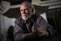 El Premio Nobel de Física Barry Barish.