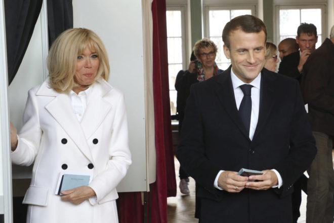 Brigitte Macron Desvela Las Intimidades De Su Matrimonio Con El Presidente Frances Celebrities