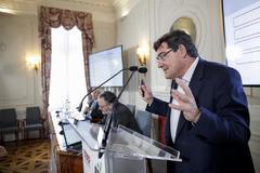 El presidente de la Airef, José Luis Escriva.