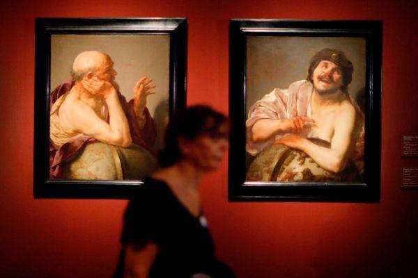'Diálogos' de la exposición 'Miradas afines' del Museo del Prado.