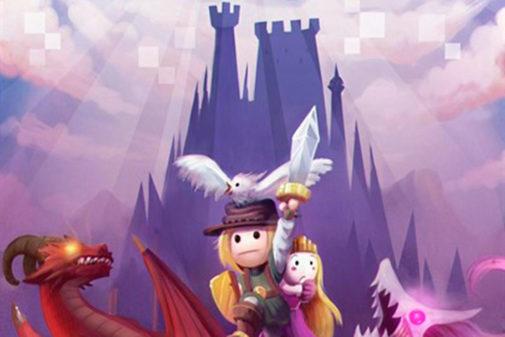 Imagen de 'Reventure', el videojuego de la factoría malagueña Pixelatto.