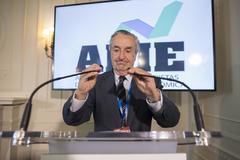El presidente de la Comisión Nacional de los Mercados y de la Competencia (CNMC), José María Marín Quemada.