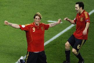 Fernando Torres, el Niño de los tatuajes diferentes