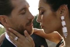 La boda de Pilar Rubio y Sergio Ramos, desde dentro