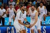 El Real Madrid sigue siendo el rey del baloncesto