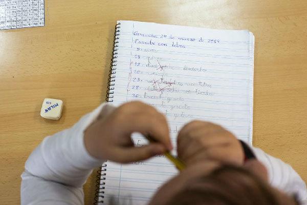"""Carta abierta de una chica de 13 años: """"Nos duele que nadie se proponga cambiar el sistema educativo"""""""
